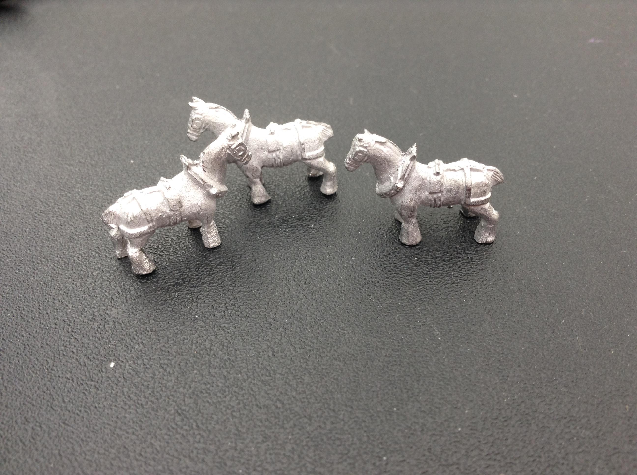 N37a Shire Horses