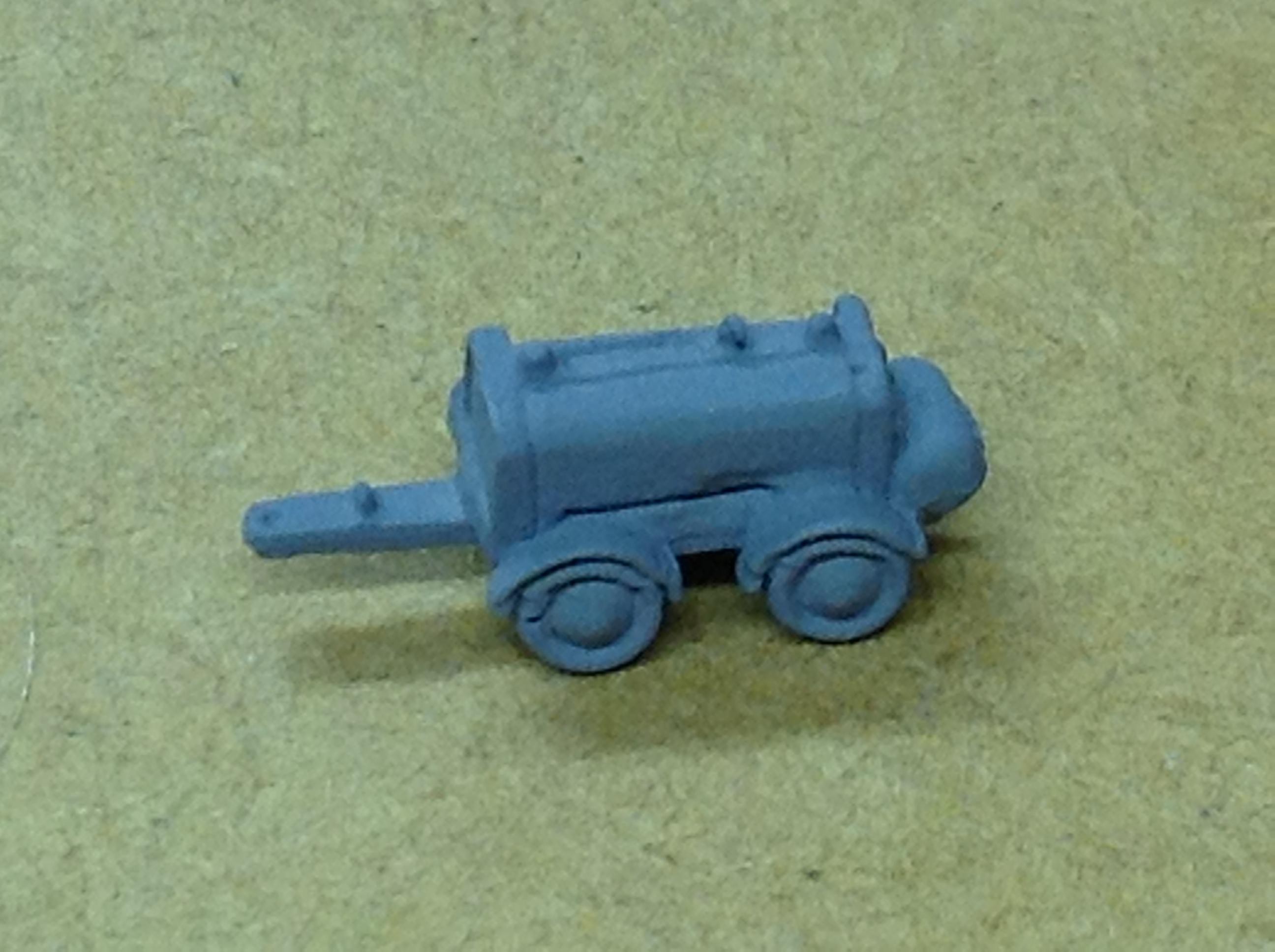 N413 Towed Generator