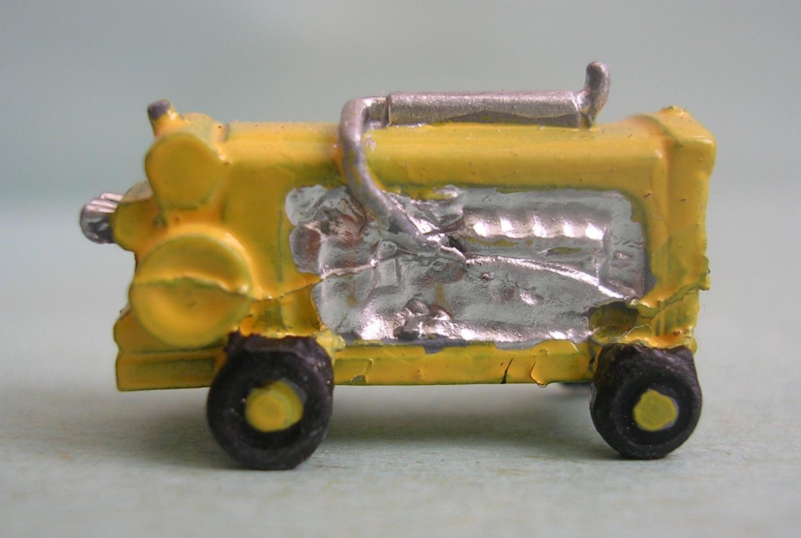 N418 4 wheel Compressor