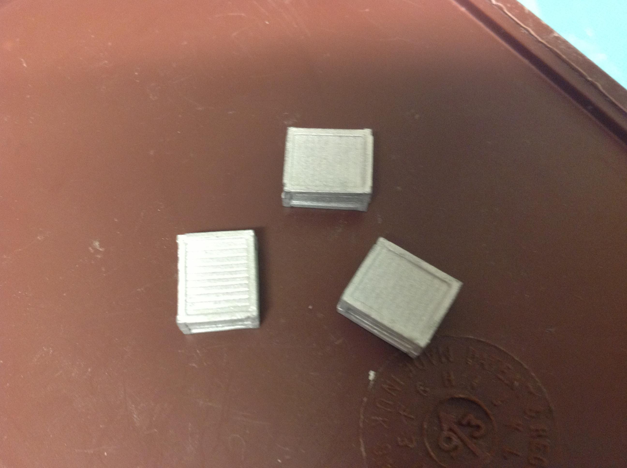 N425 Load - Crates