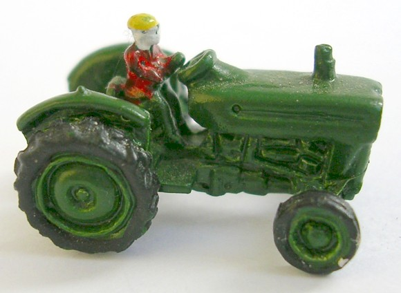 N504  Open Ford Tractor