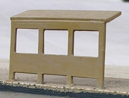 N50 Bus Shelters