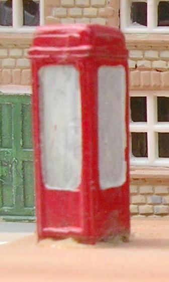 N53 Telephone Boxes
