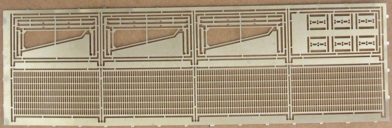 N706 Security Fencing Panels