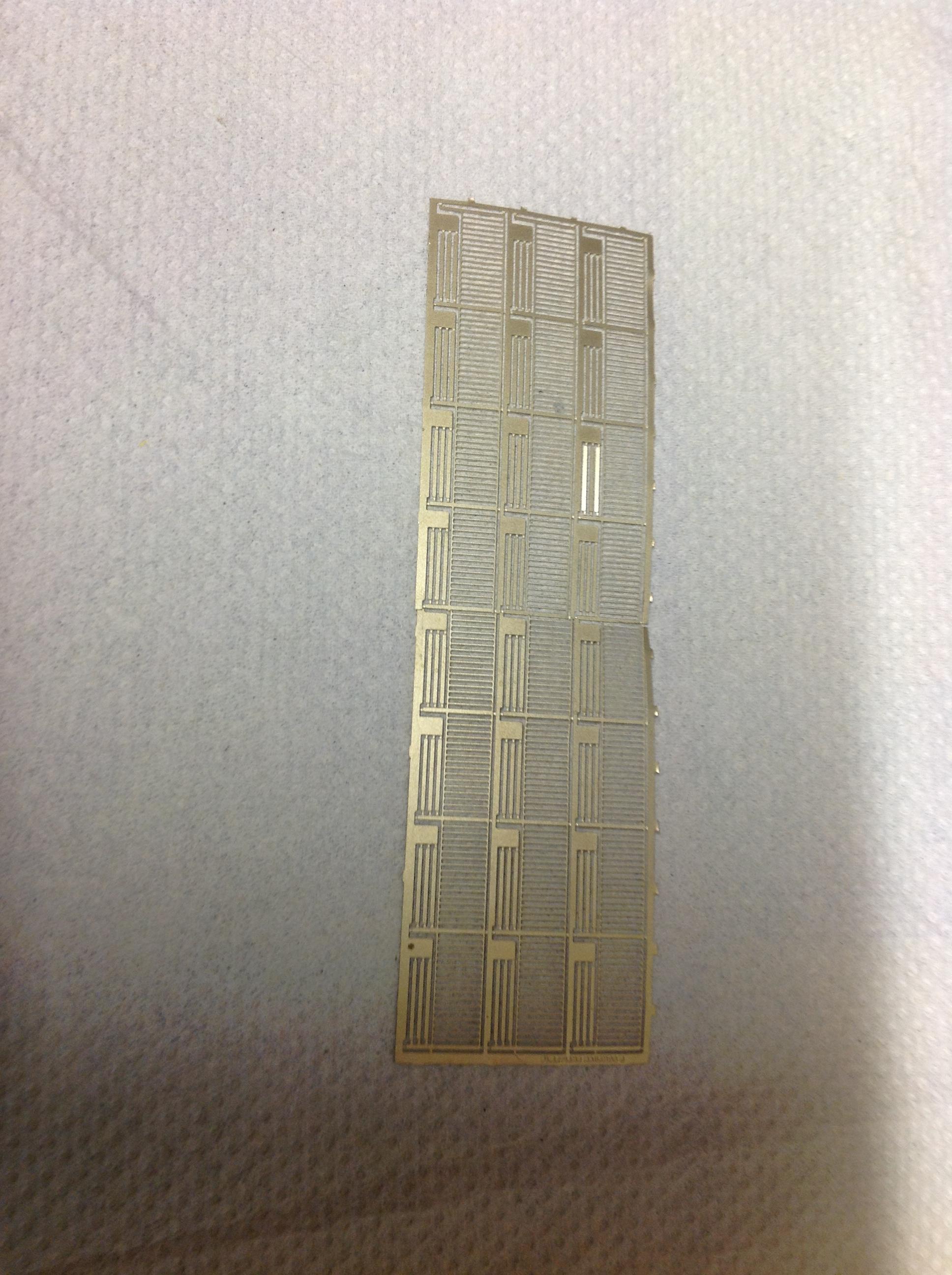 N709 Modern Railings Type A