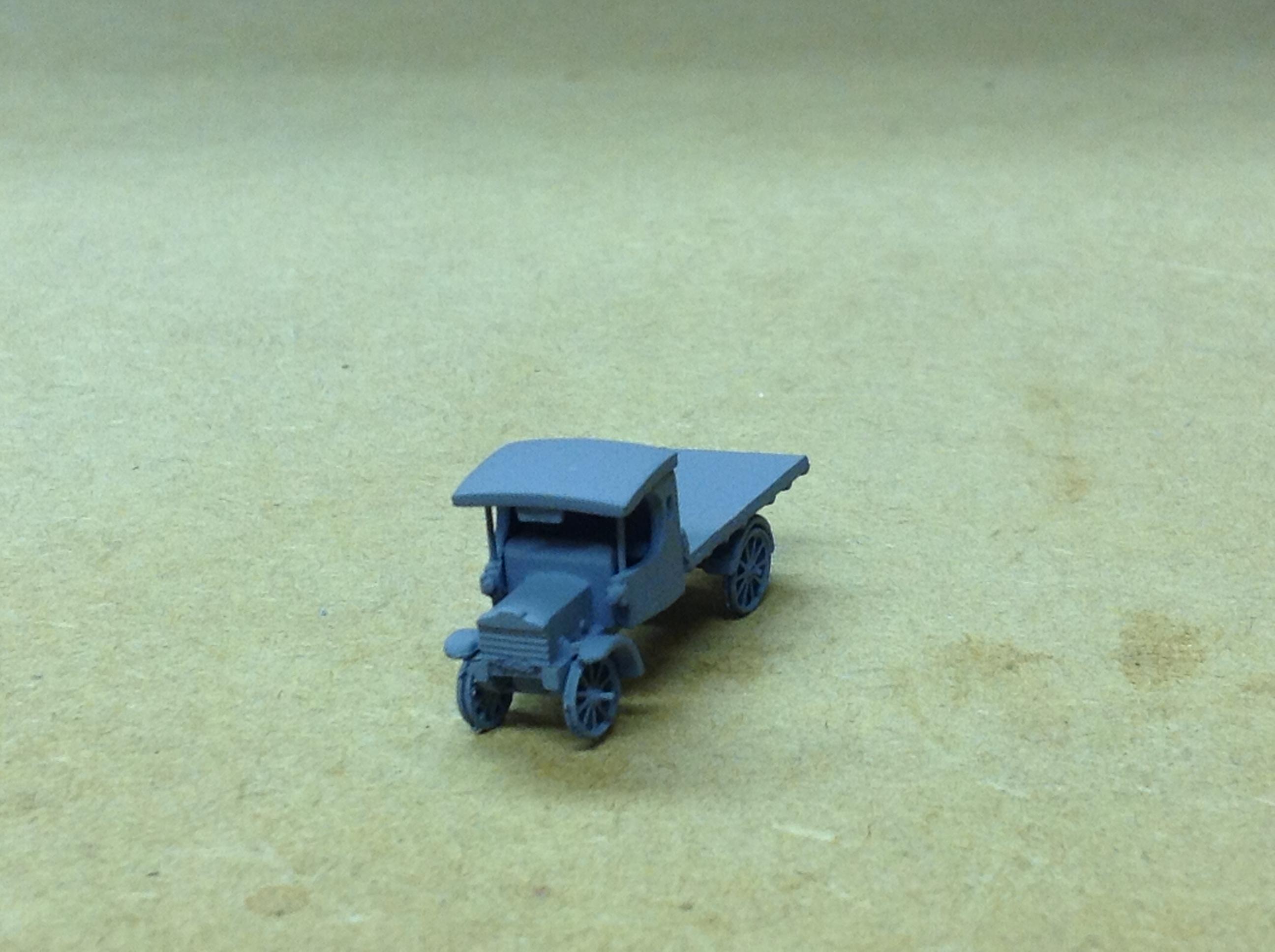 N75 Daimler Flatbed