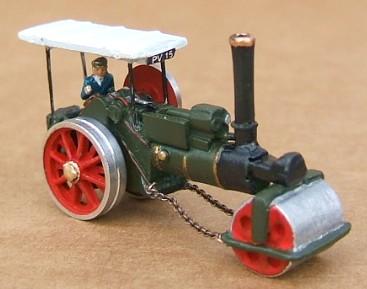 N87 Aveling Porter Steam Roller