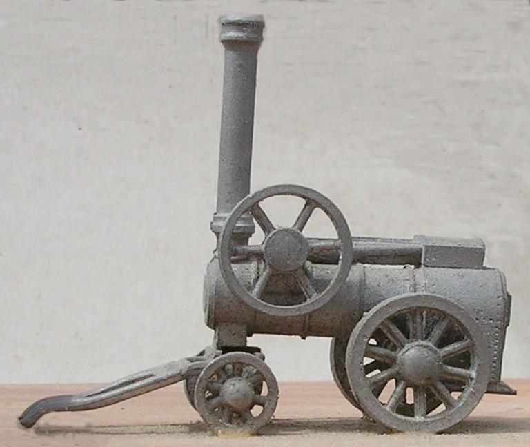 N91  Stationary Steam Engine