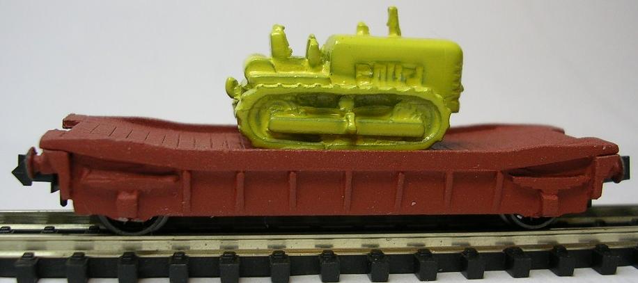 NW1 Lowmac Wagon, GWR Type