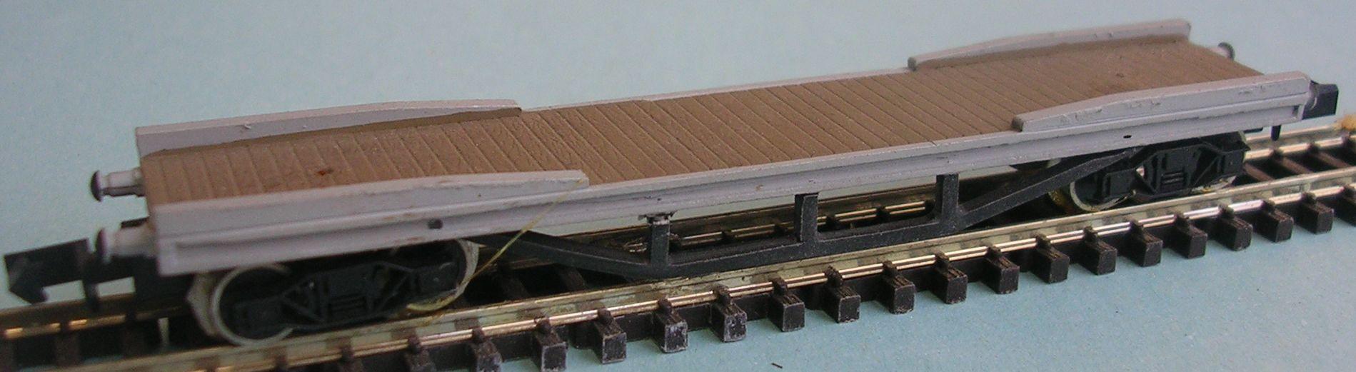 NW27 Bo-Rail Car Transport