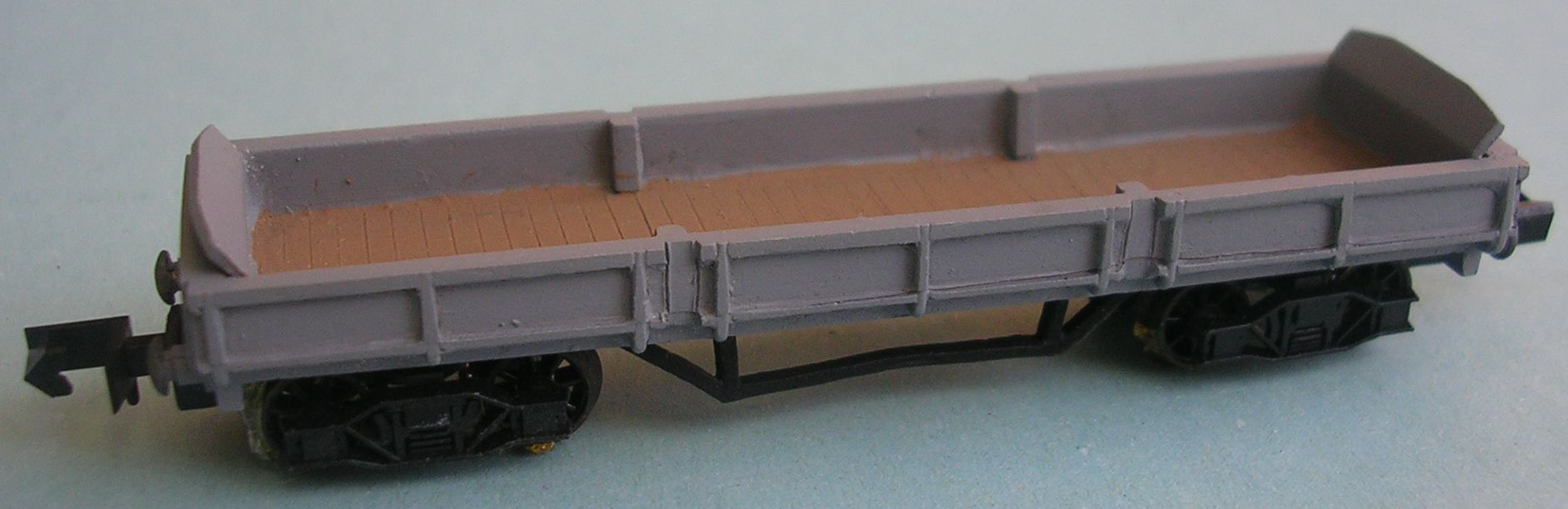 NW28 Turbot 34t Bogie Wagon