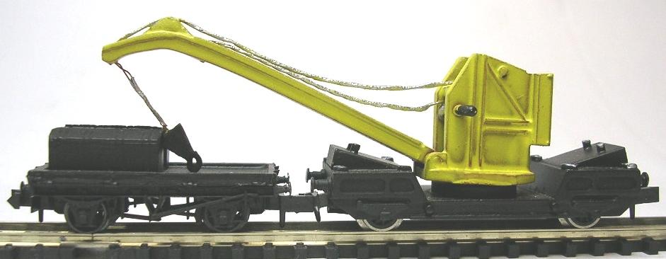NW29 Cowan Sheldon 6.5t Mobile hand Crane