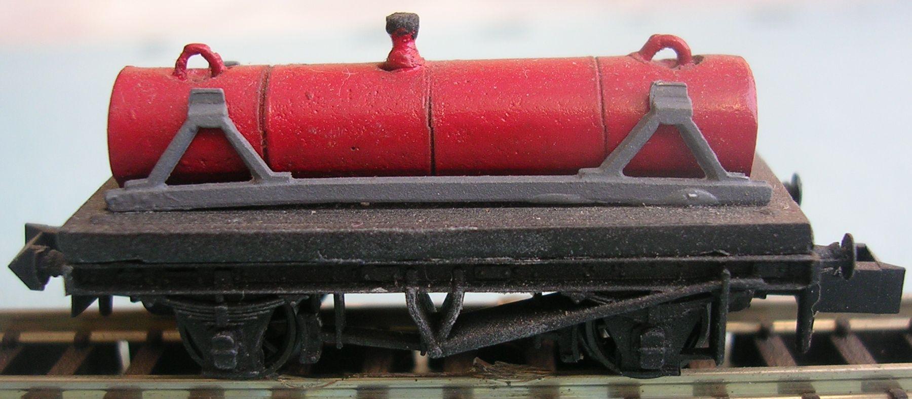 NW40 Vitriol Acid Tank Wagon