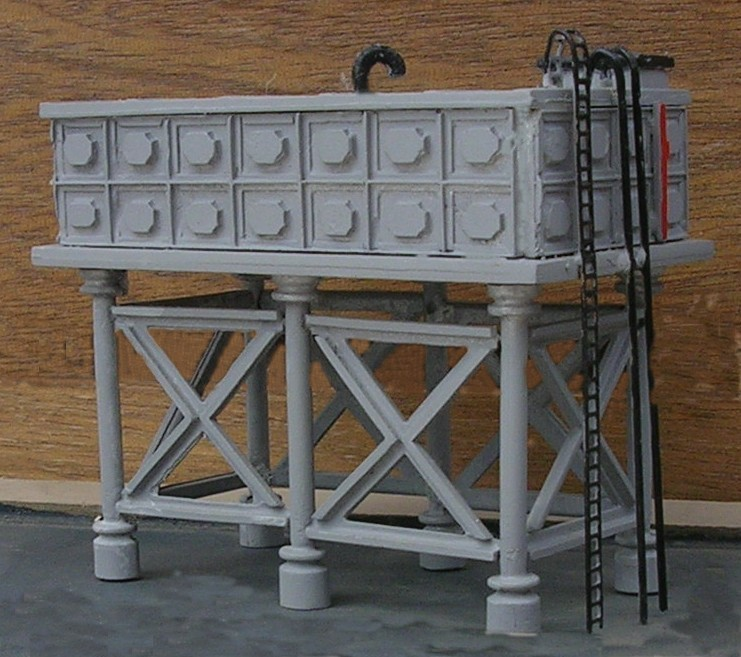 WT13 Rectangular Water Tank