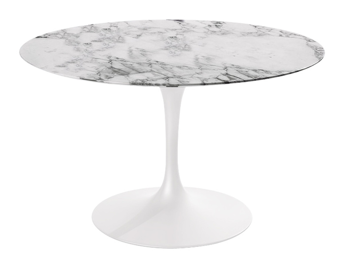 Eero Saarinen Round Dining Tables Marble 900 00 Round Tables Sizes