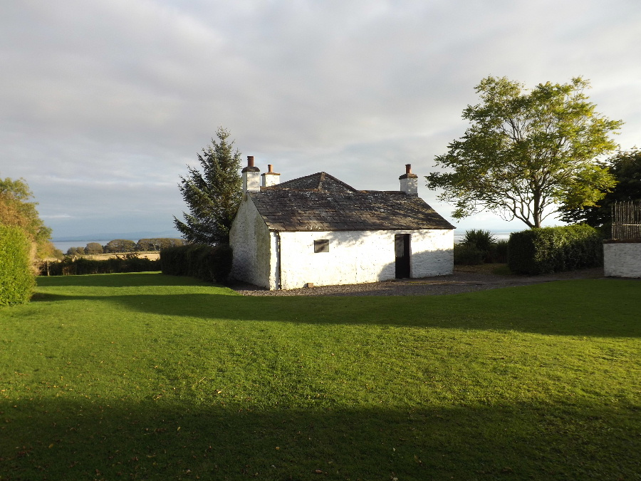 Kirkbean Parish Heritage Society John Paul Jones Cottage at Arbigland Scotland