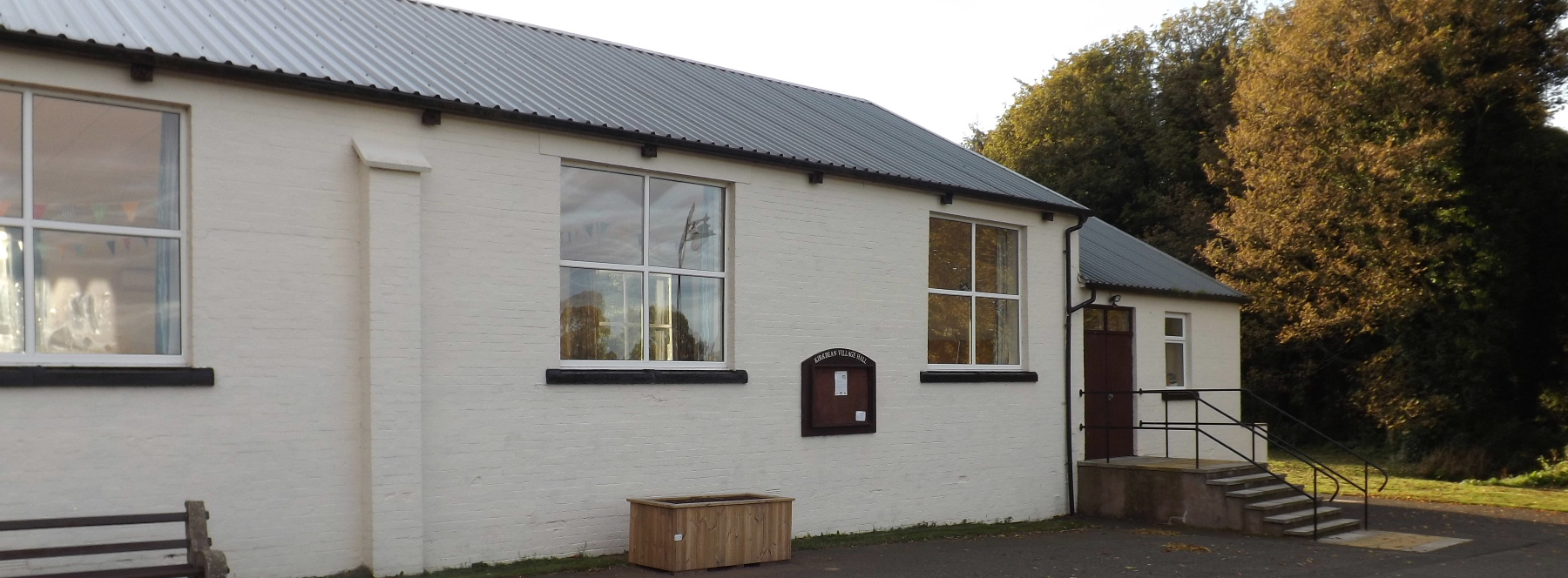 Hire Kirkbean Village Hall, Dumfries and Galloway Scotland