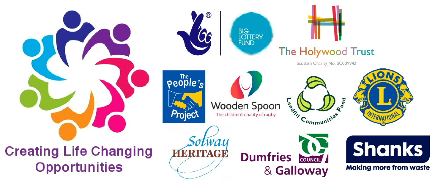 The Usual Place Community Cafe Dumfries Partner Agencies