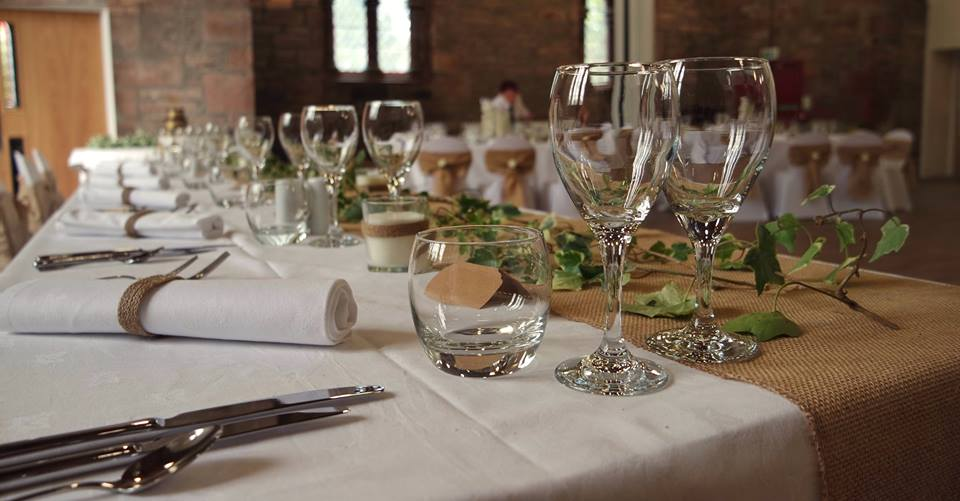 Wedding receptions at The Usual Place Community Cafe Dumfries