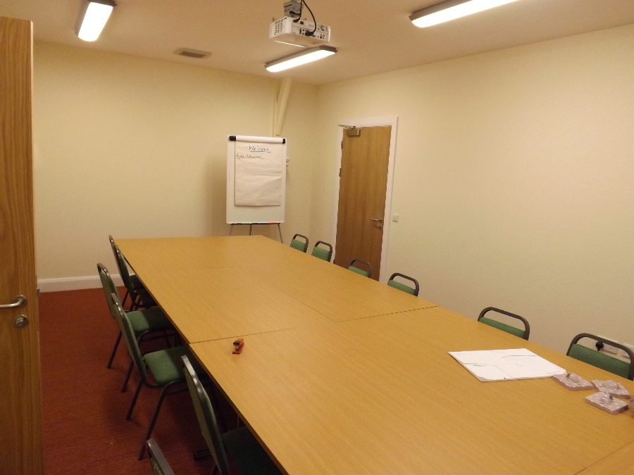 Meeting rooms for hire at The Usual Place Community Cafe Dumfries