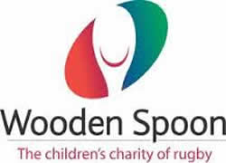 Wooden Spoon children's rugby charity