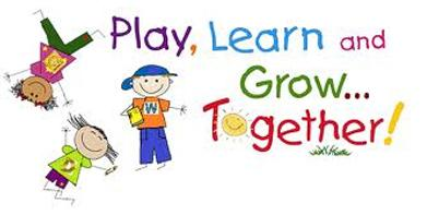 Image result for play learn grow clipart