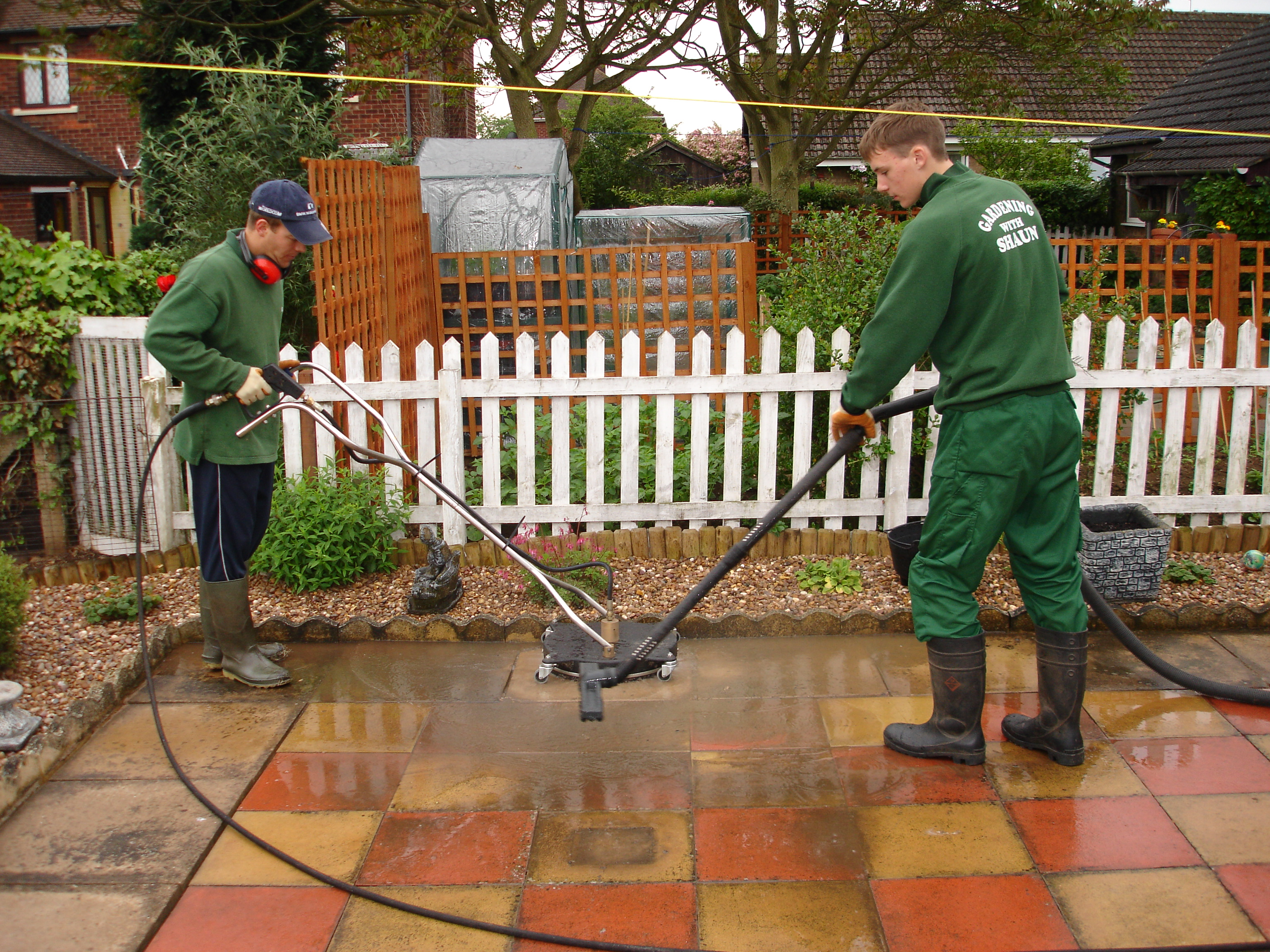 path patio cleaning scunthorpe