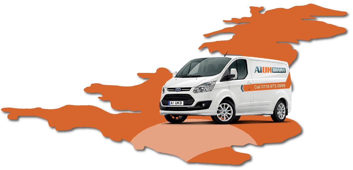 Drainage contractors and drain unblocking services Reading, Berkshire A1UK Drains cover Berkshire, Surrey, Hampshire and London.
