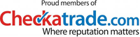 Checkatrade.com logo of which A1 UK Drains are members