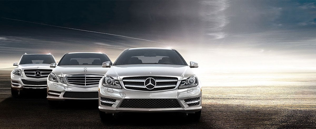Home page for Mercedes benz of medford parts