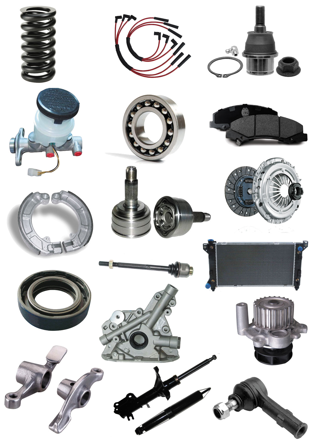 Car parts - CARSPART