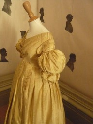 The Profiles of the Past project developed by The Brunswick Town Charitable Trust and The Regency Town House Heritage Centre, in co-operation with members of the Silhouette Collectors Club and the University of Brighton Dress History Collective.