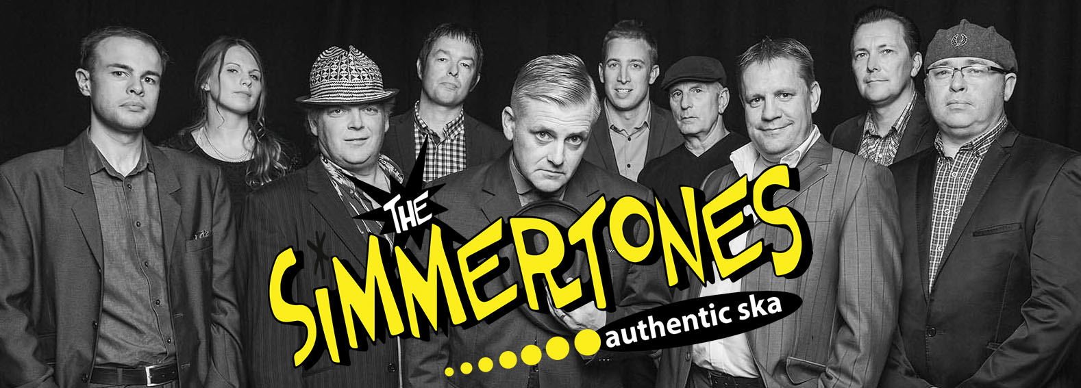 The Simmertones Authentic Ska