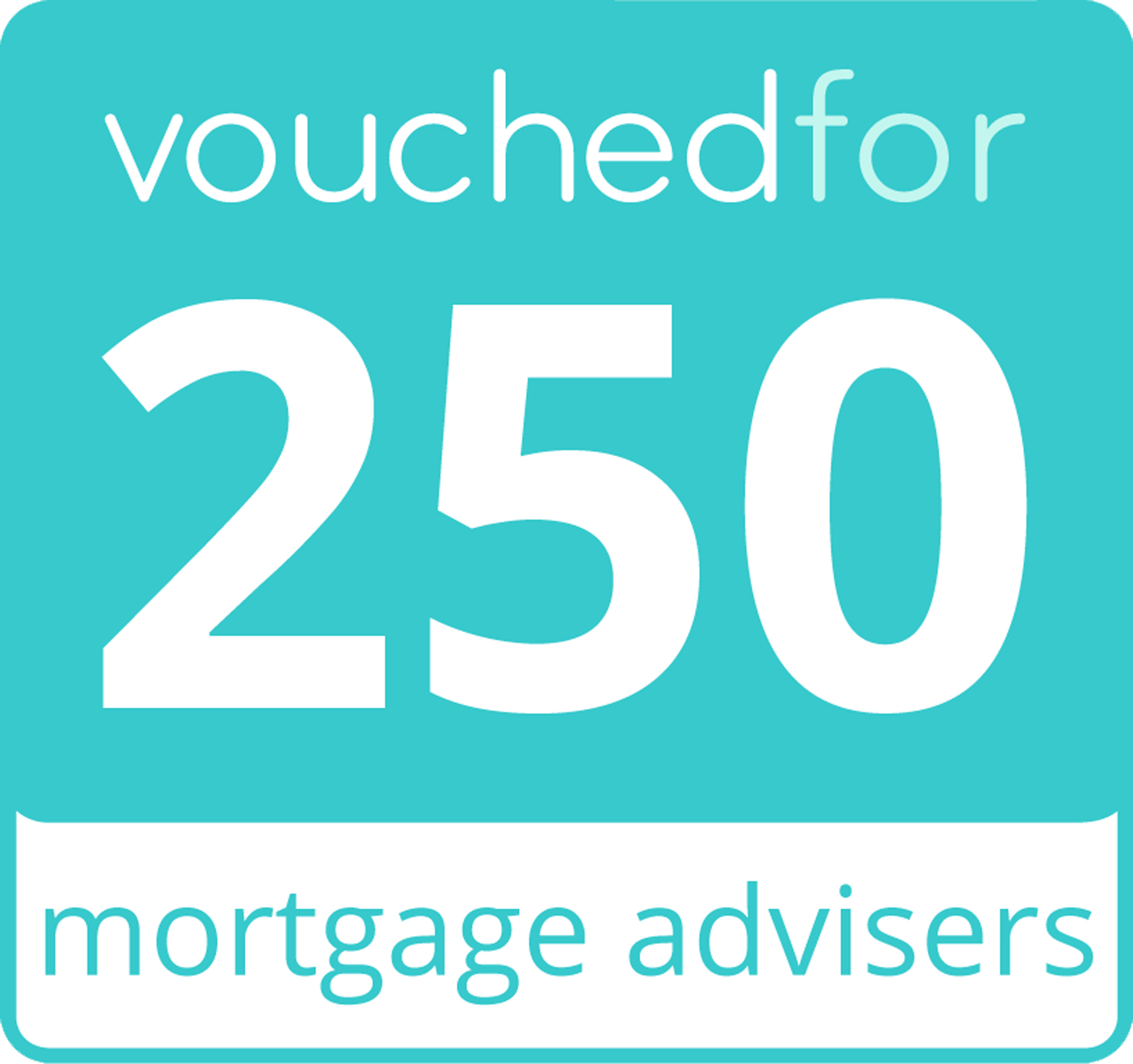 Edinburgh mortgage brokers Cailean Mortgages are VouchedFor 250 Mortgage Advisers