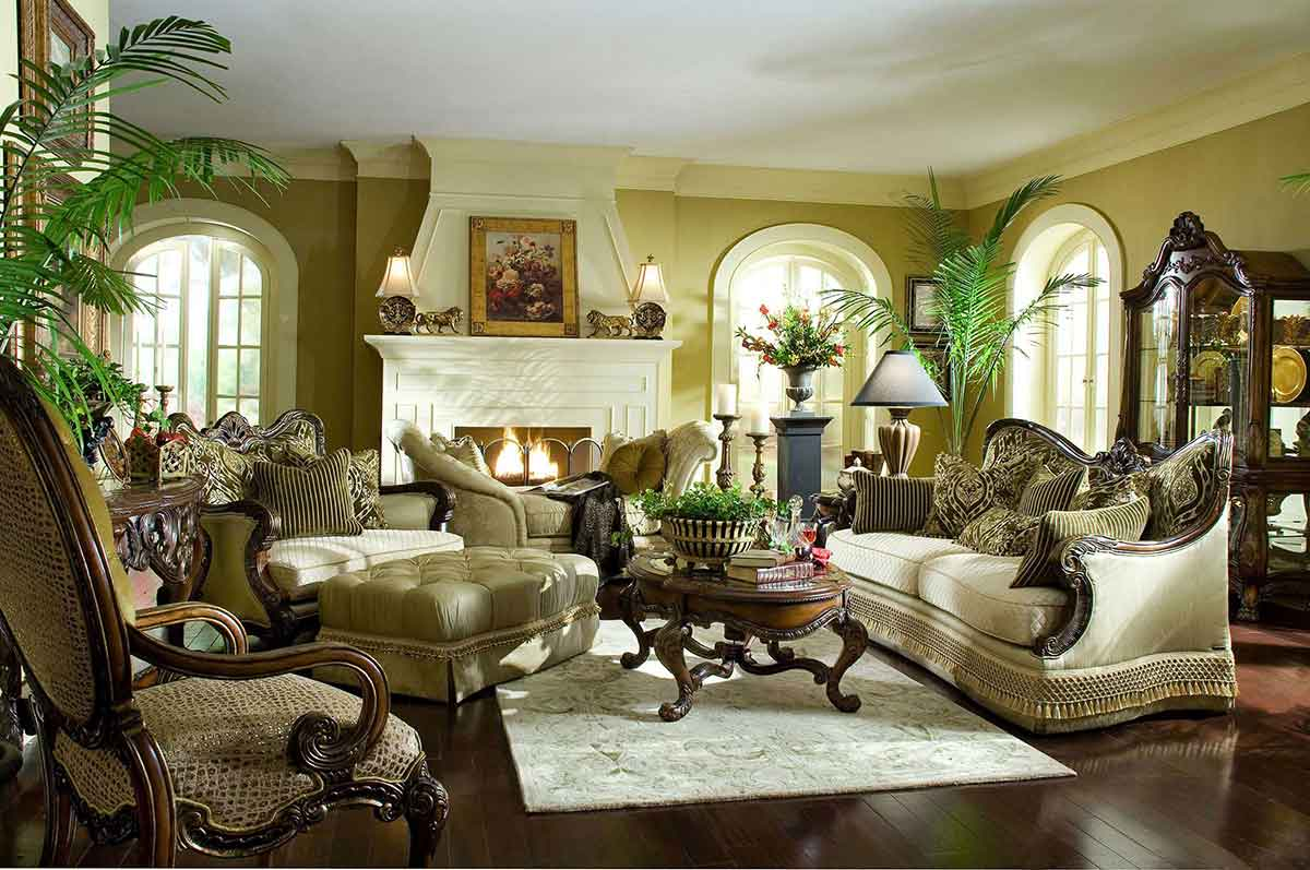 Living Room Furniture San Antonio Chateau Beauvais Bling Of Kings Custom Furniture From Catrinas