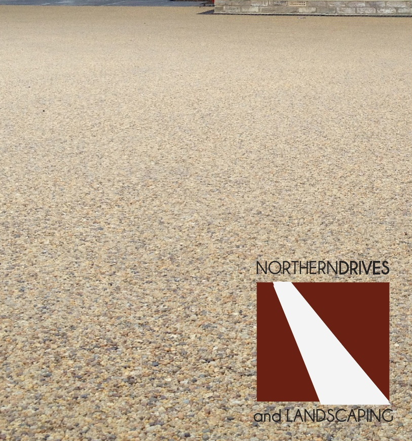 Resin bound gravel driveways Durham
