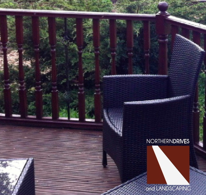Timber decking Manchester Northern Drives
