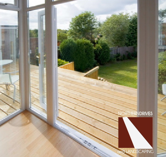 Timber decking Doncaster Northern Drives