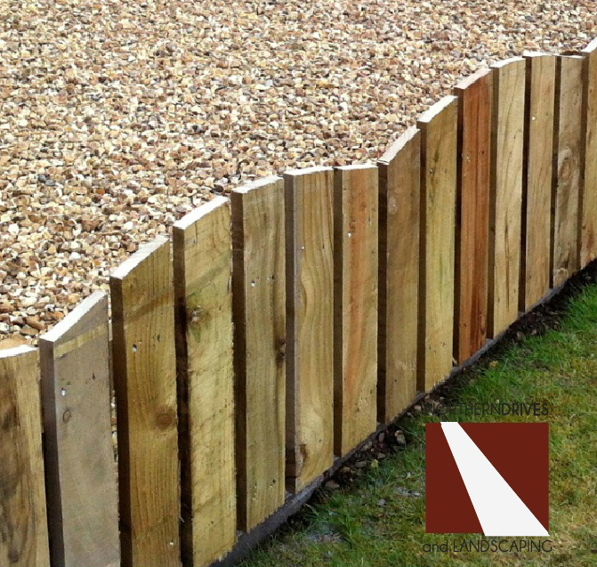 Timber decking Nottingham Northern Drives