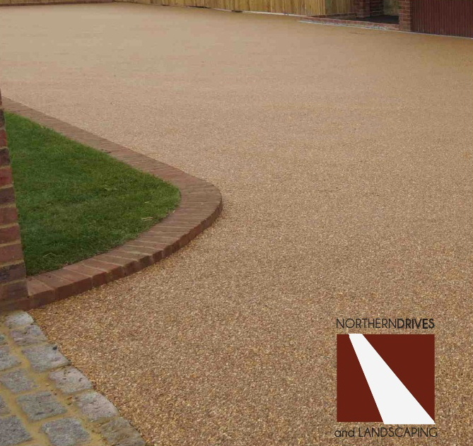 Resin bound gravel driveways Nottingham