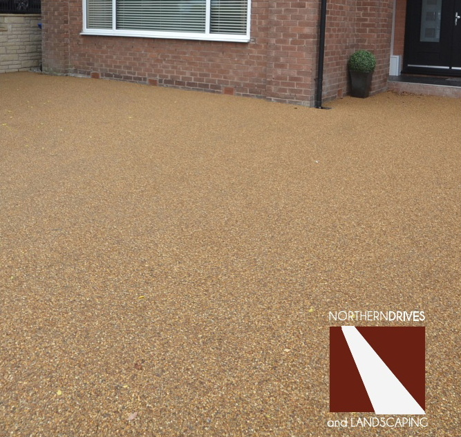Resin bound gravel driveways Manchester