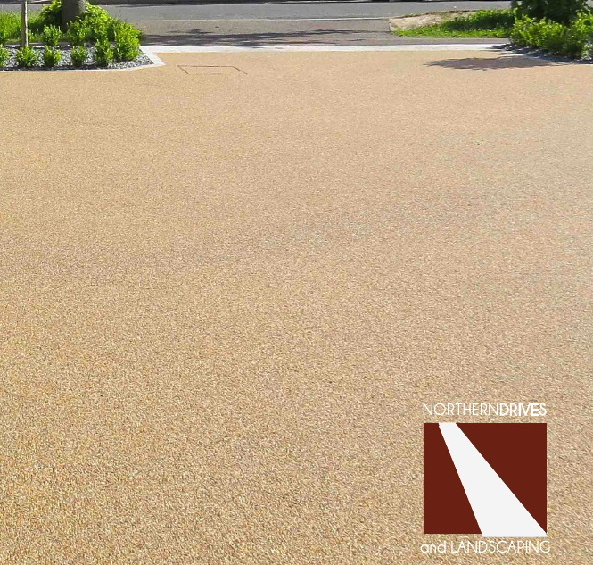 Resin bound gravel driveways Leeds