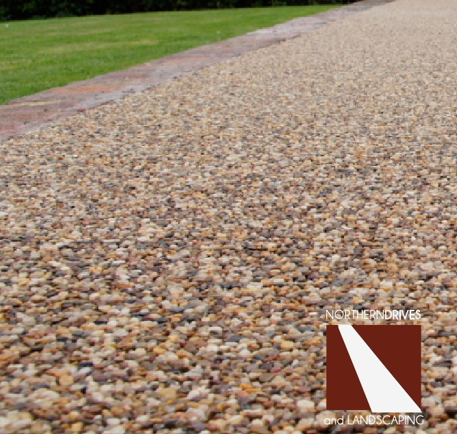 Resin bound gravel driveways Sheffiield