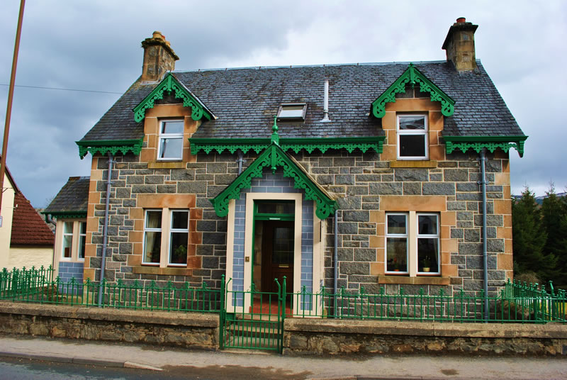 Self-catering holiday accommodation in Killin, Perthshire, Scotland - Greenbank