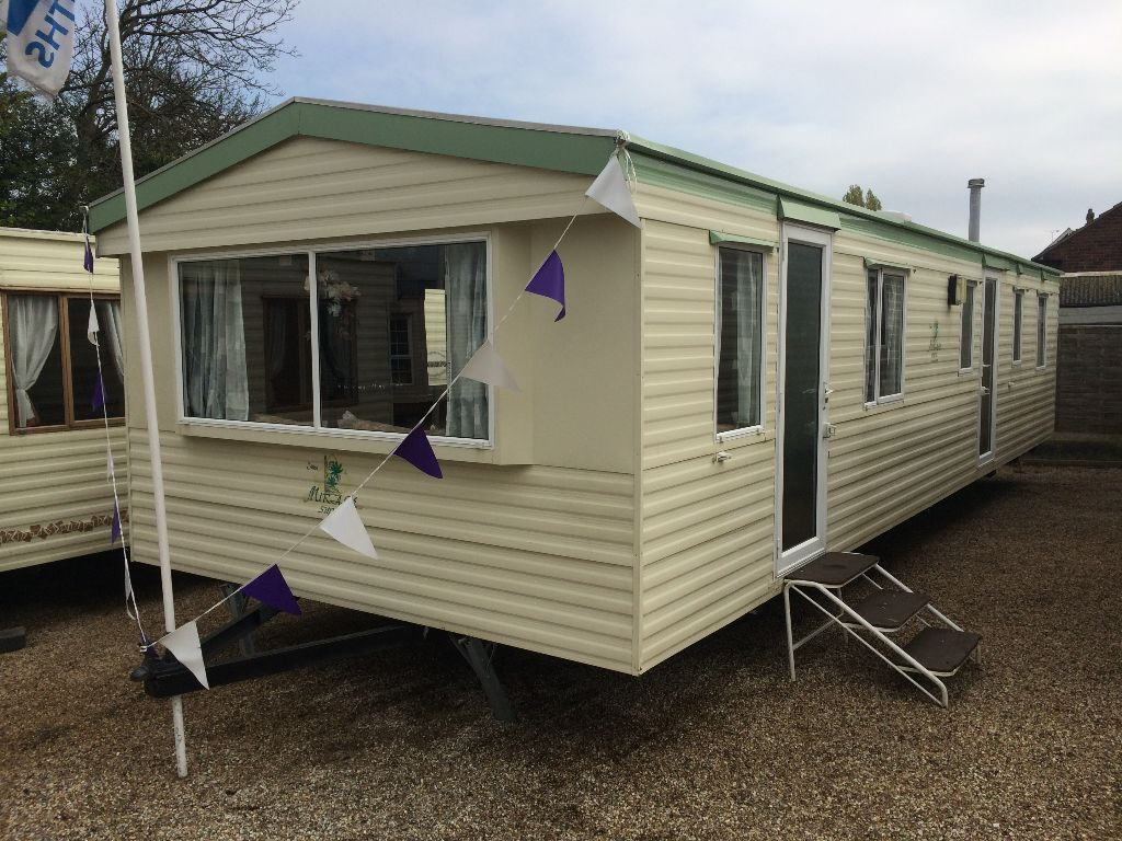 Awesome Caravans For Sale At Valley Farm Holiday Park ClactononSea Essex