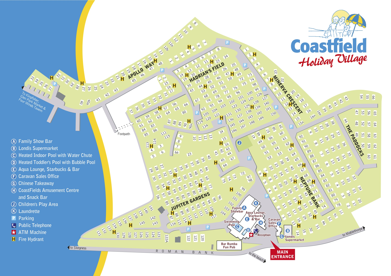 Fantasy Island Ingoldmells Auto Electrical Wiring Diagram Yamaha Viking Yxm700pse 130 Coastfields Holiday Village Lincolnshire