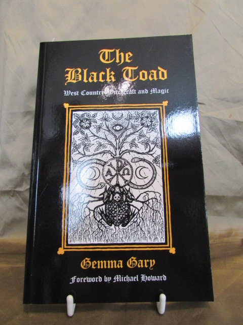"""The Black Toad"", by Gemma Gary."