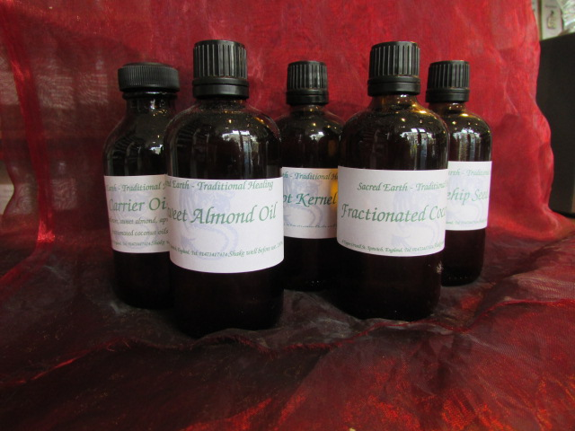 Base Oil - Sacred Earth Carrier blend
