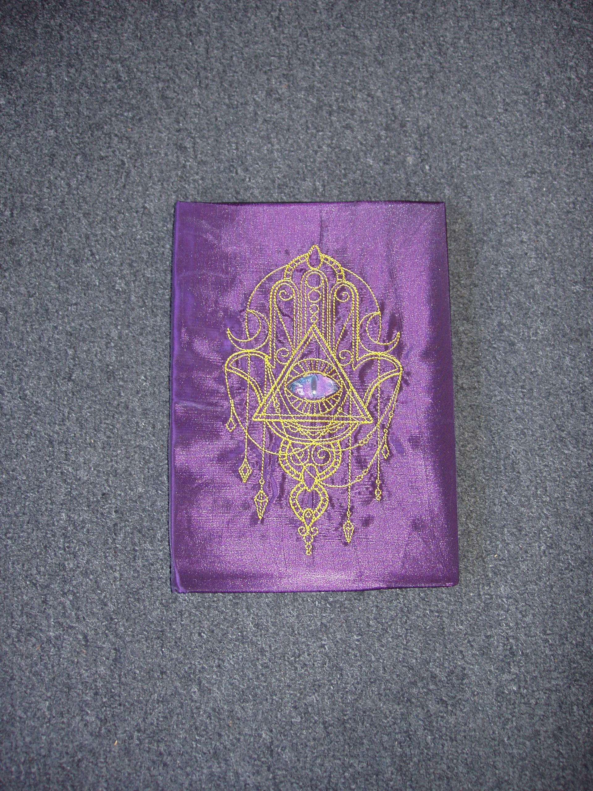 Journal _ Hamsa Hand