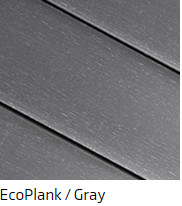 EcoPlank grey finish